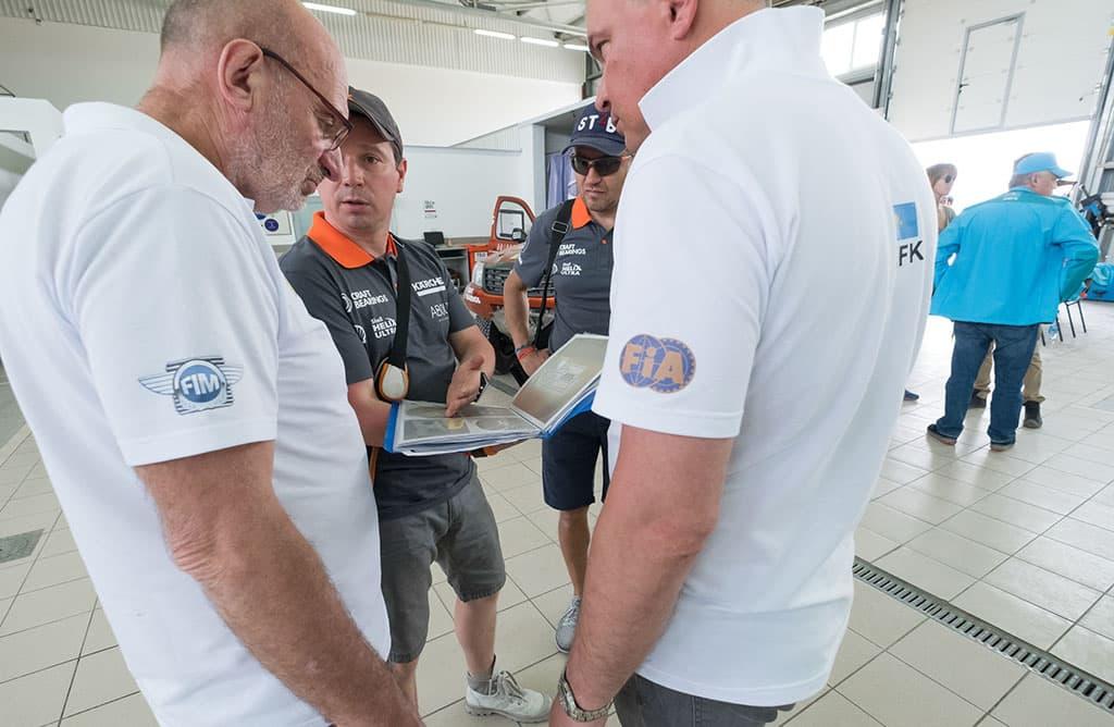 """Pasaulio bekelės čempionate – """"FIA"""" įvertinimas Antanui Juknevičiui"""