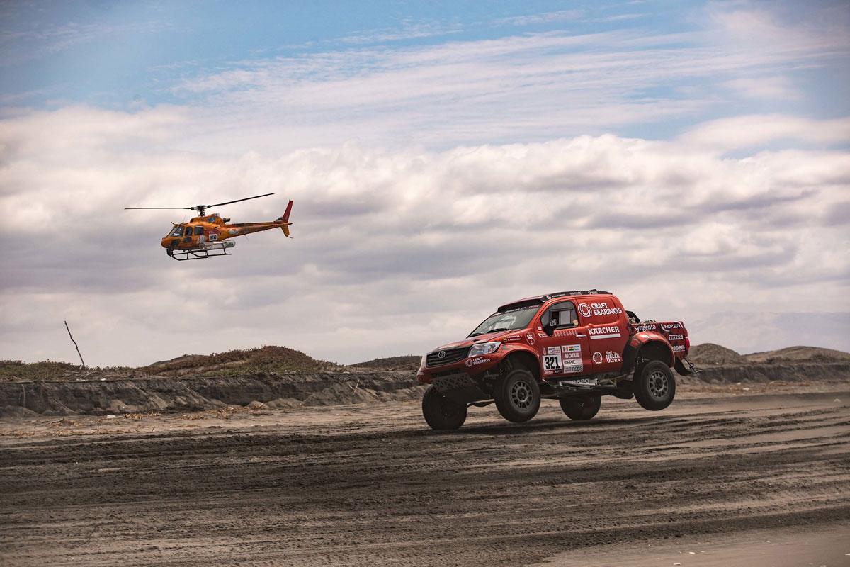 Penktąją Dakaro dieną Antanas Juknevičius tikisi išlaikyti tempą