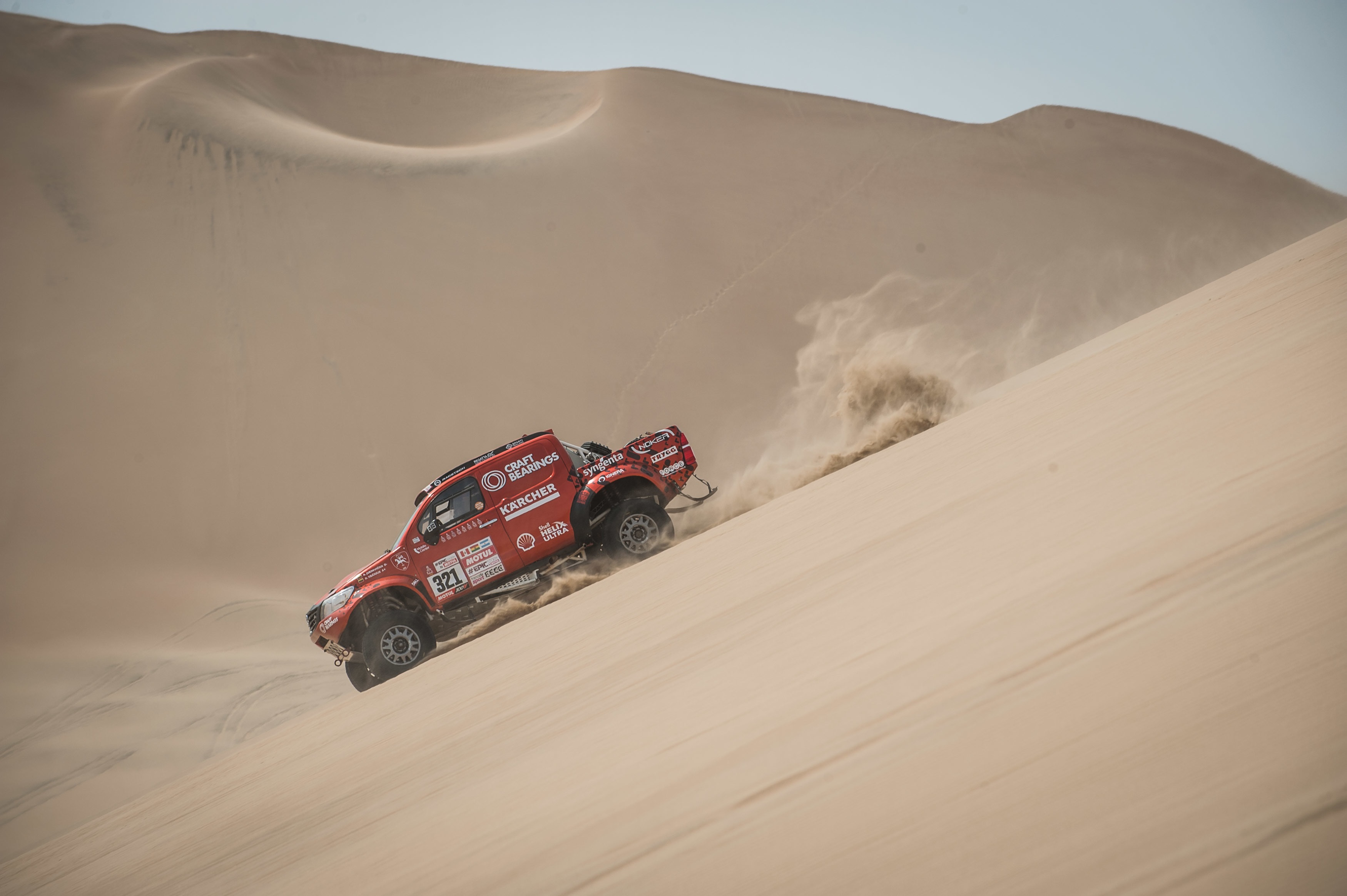 Antanas Juknevičius apie antrą Dakaro ralio etapą: pagrindinis iššūkis bus naviguoti
