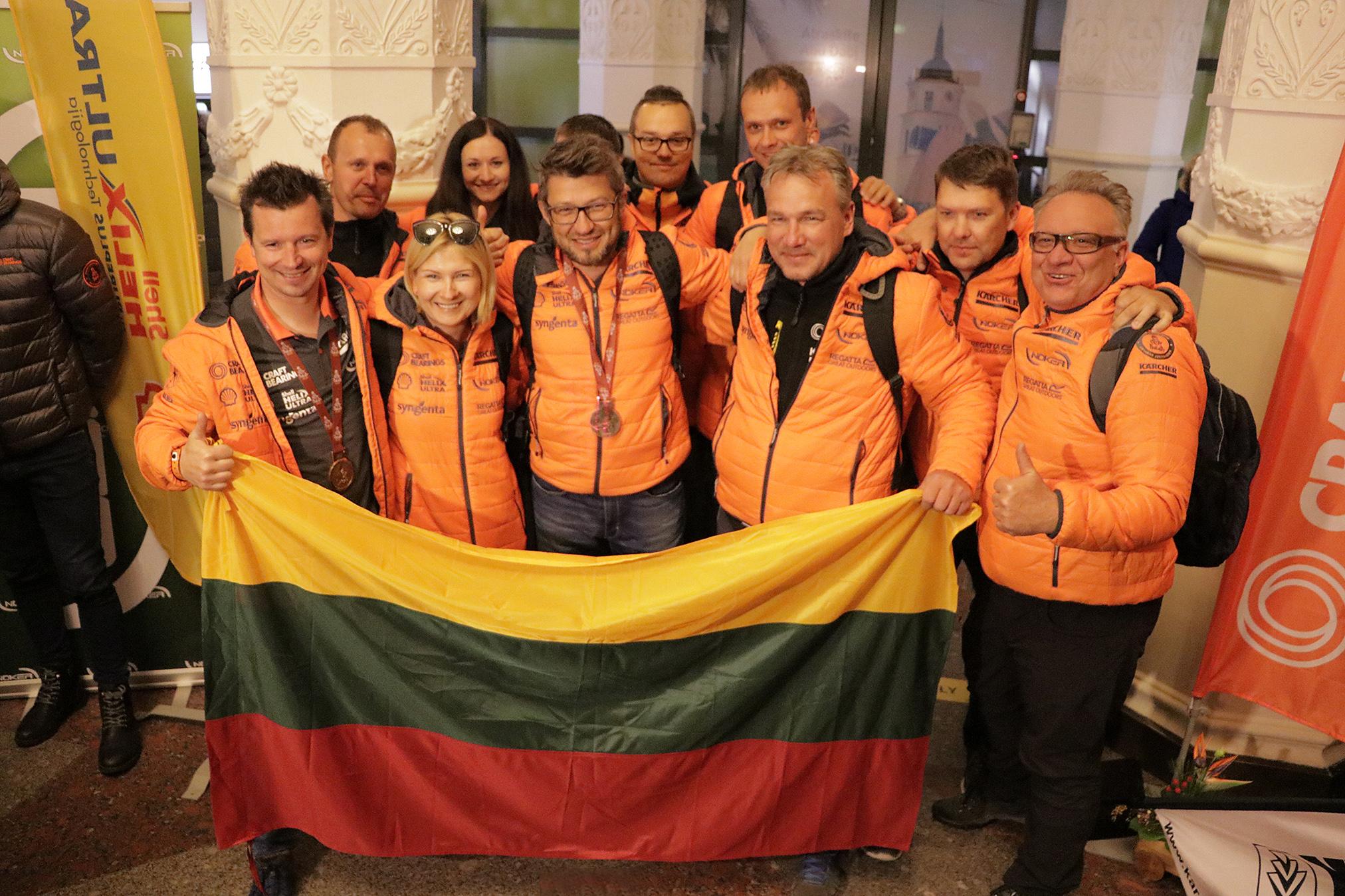 Dakaro pankai A. Juknevičius ir D. Vaičiulis trankiai pasitikti Lietuvoje