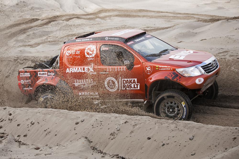 Oficialiai pristatytas 2017-ųjų Dakaro maršrutas: Paragvajus, Bolivija, Argentina