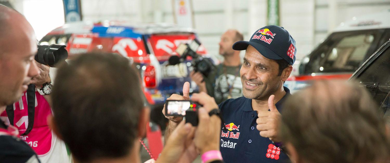 """""""Edas Racing Team"""" komanda įveikė Dakaro formalumų maratoną"""