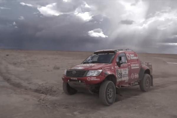 2017-ųjų Dakaro ralis. A. Juknevičiaus įspūdžiai po 5-to greičio ruožo