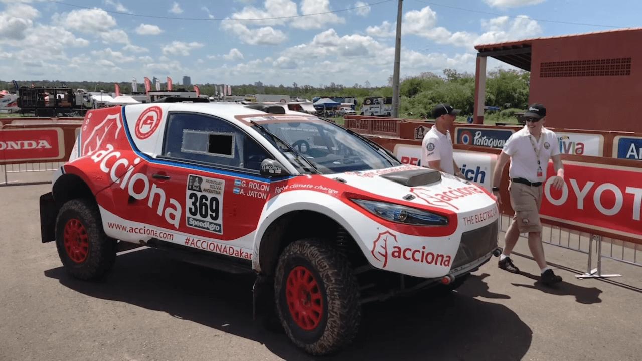 2017-ųjų Dakaro ralis. Techninė ir administracinė komisija