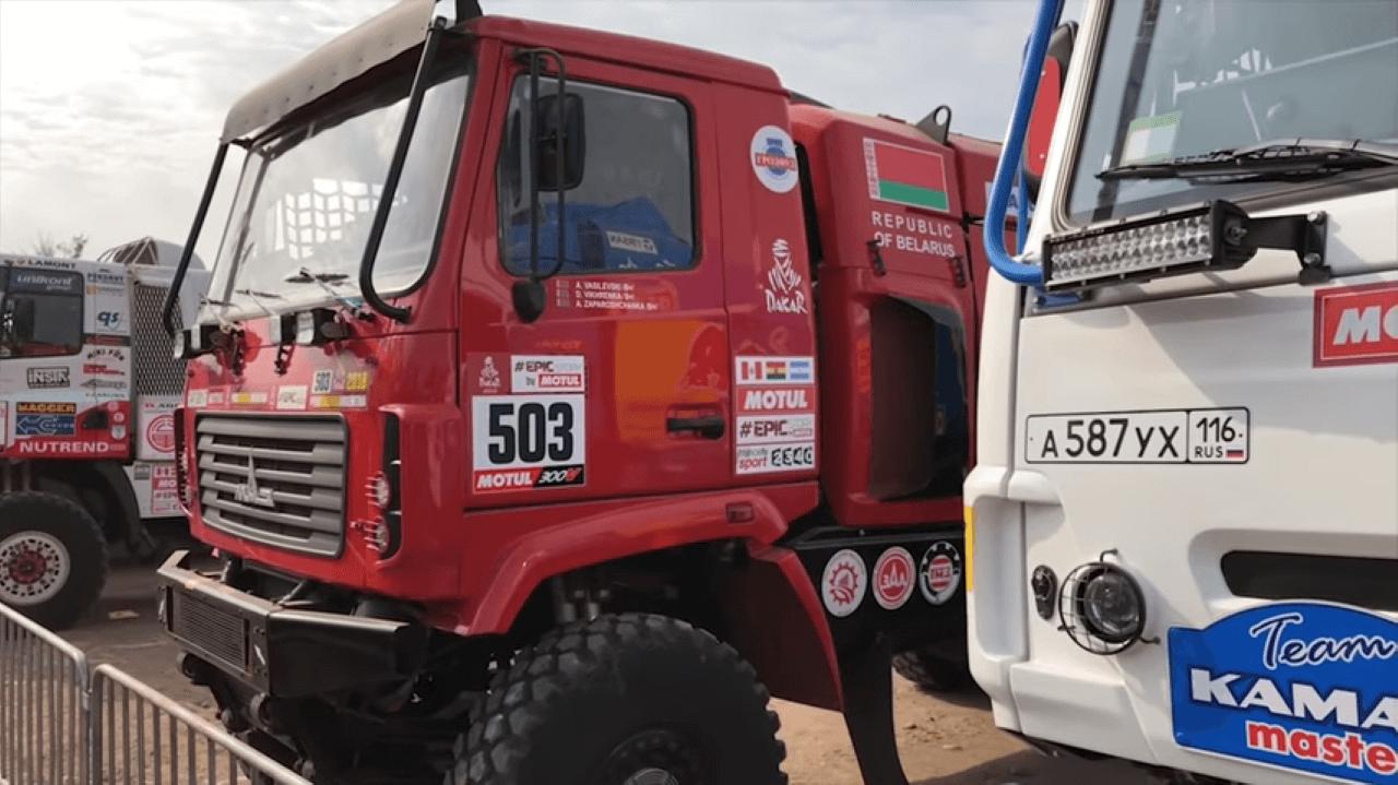 2018-ųjų Dakaro ralis. Diena prieš Dakaro startą.