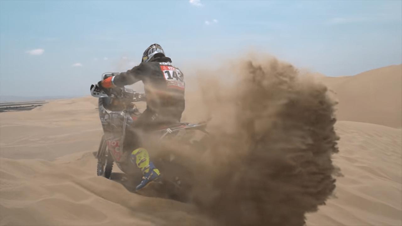 2018-ųjų Dakaro ralis. Nerealūs vaizdai iš pirmo Dakaro ralio etapo