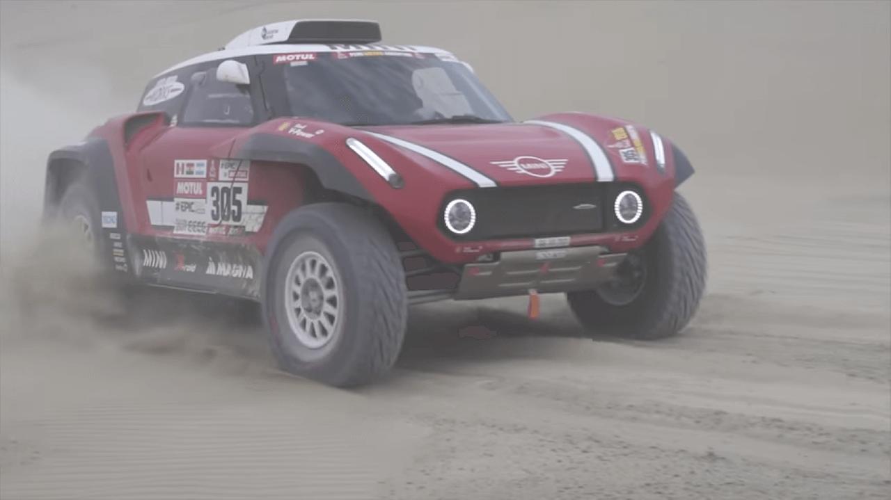 2018-ųjų Dakaro ralis. Vaizdai iš antrojo Dakaro ralio etapo