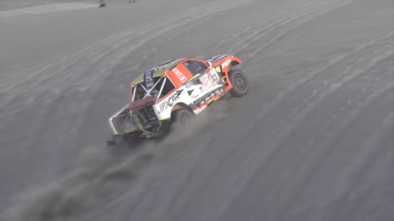 2018-ųjų Dakaro ralis. Vaizdai iš penktojo Dakaro ralio etapo