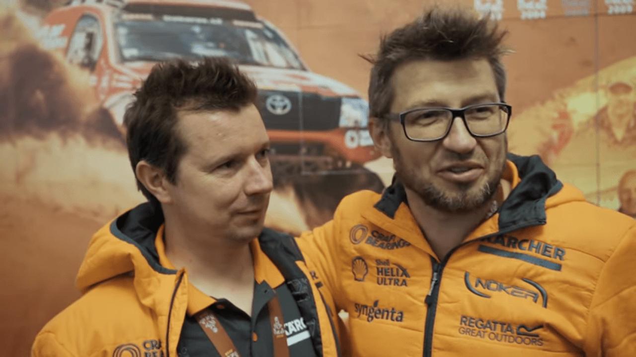 2018-ųjų Dakaro ralis. A. Juknevičius grįžta į Lietuvą