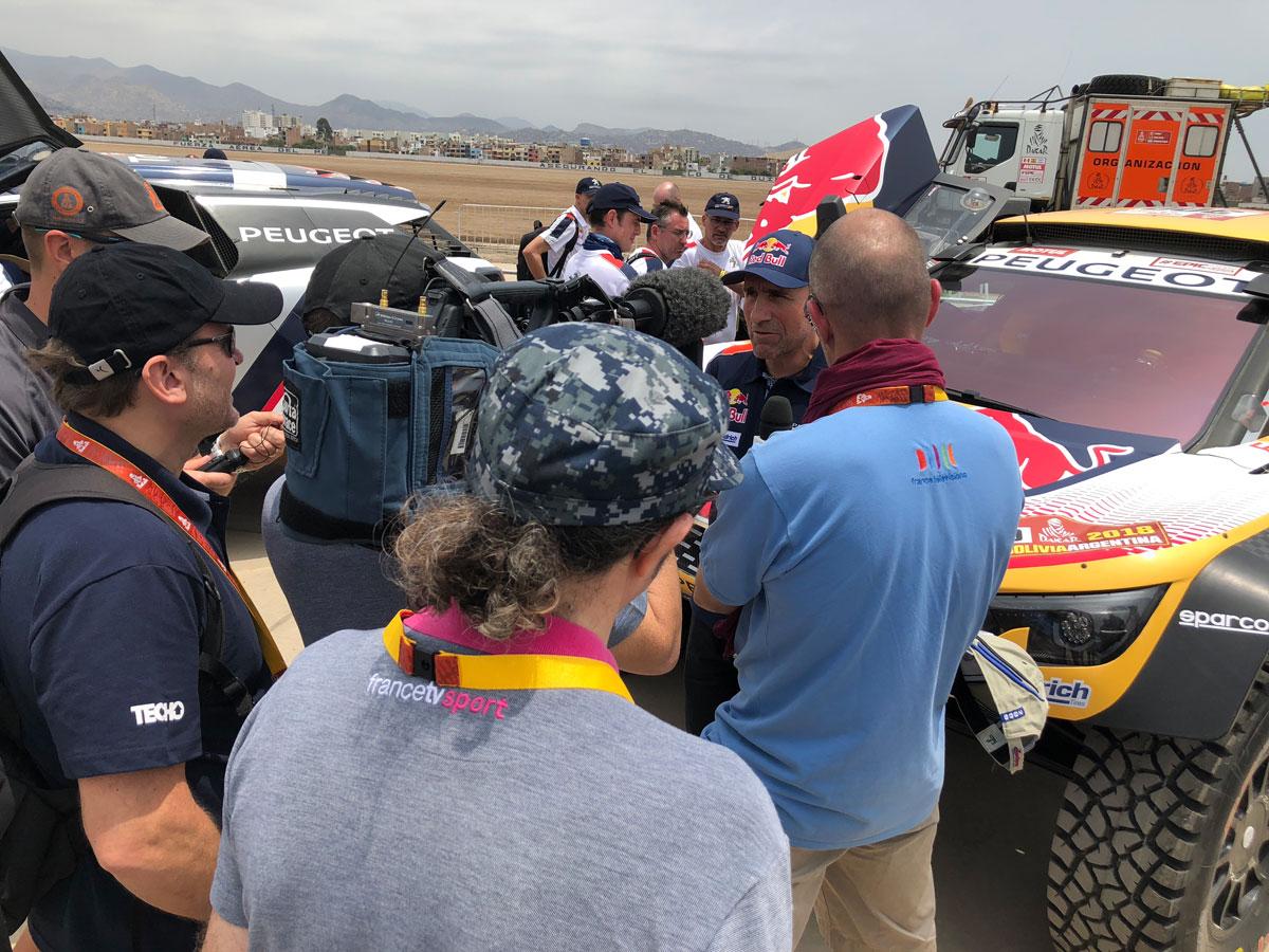 Paskutinę dieną prieš Dakaro startą A. Juknevičius stengėsi negalvoti apie laukimą