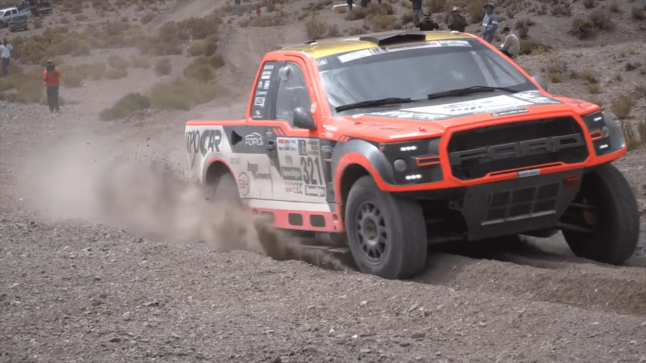 2017-ųjų Dakaro ralis. A. Juknevičiaus įspūdžiai iš Dakaro etapo-žudiko