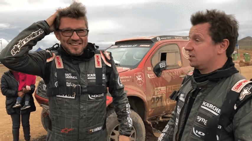 2018-ųjų Dakaro ralis. A. Juknevičius į Boliviją atvyko dvejopos nuotaikos