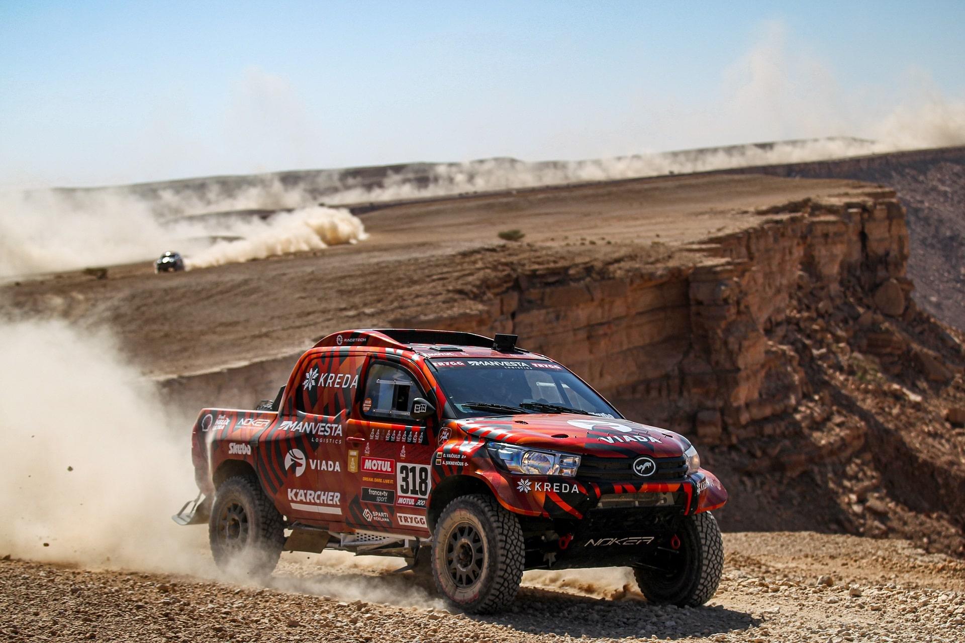 Sėkmingas pasirodymas Dakare: ko trūksta lietuviams?