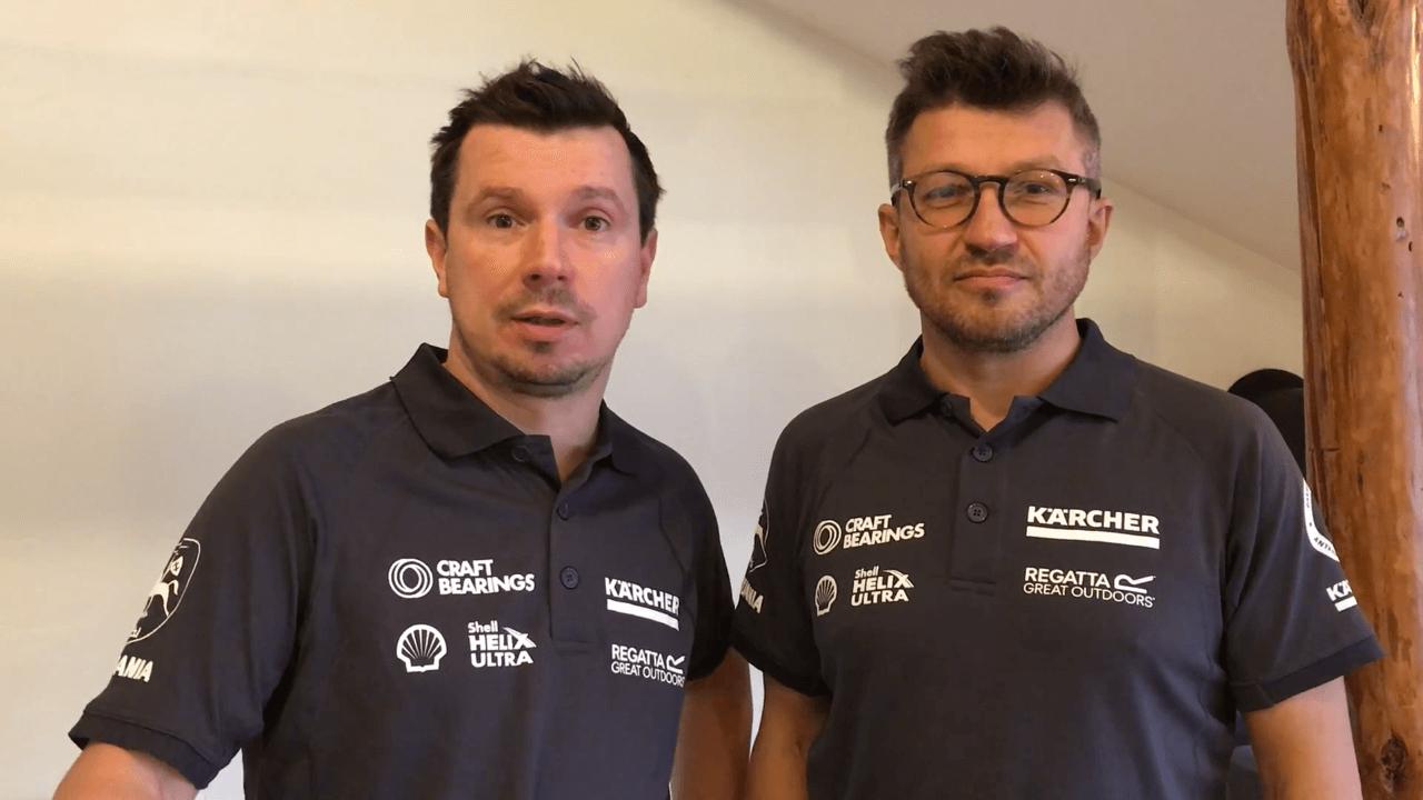 Antano Juknevičiaus mintys apie 2018-ųjų Dakaro trasą